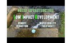 Aqua-Ponic Stormwater Biofiltration System - Video