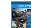 Aqua-Swirl - - Stormwater Treatment System Brochure