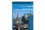Aqua-Filter - - Stormwater Filtration System Brochure