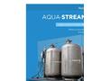 Aqua-Stream - - Side-Stream Filtration System Brochure