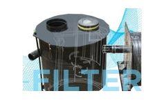 Aqua-Filter - Stormwater Filtration System