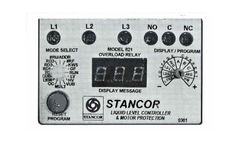 Stancor - Model 821 - Floatless Liquid Level Controller & Motor Protection Relay