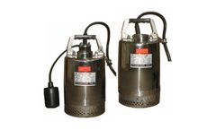 Stancor - Stainless Steel Submersible Dewatering Pumps