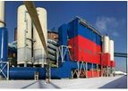 Hamon - Semi-Dry Flue Gas Desulfurization Plant