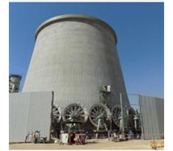 Hamon - Fan Assisted Natural Draft Cooling Tower