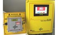 Foxcroft - Model FX-1500v4 - Chlorine and Toxic Gas Detector