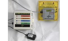 Foxcroft - Model FX-Mini - Chlorine Gas Leak Detector