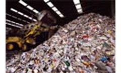 EU member states should stabilize waste production by 2012