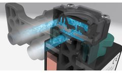 KNF FL 10 Diaphragm Liquid Pump - Completely safe transfer of highly liquid, aggressive media- Video