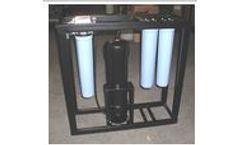 Global Water - Model LS3-Village -200C - Emergency Water Purification Basic Unit