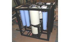 Global Water - Model LS3-Village -200E - Emergency Water Purification Basic Unit