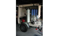 Global Water - Model LS3-M15000 - Trailer Mounted Emergency Water Purification Basic Unit