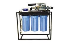 Global-Water - Model EM-60GPH-HP - Emergency Water Purification Unit