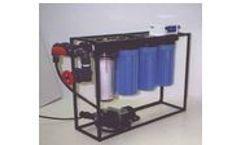 Global-Water - Model EM-4-POD-PWR - Emergency Water Purification Basic Unit