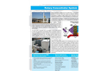 Rotary Concentrator Systems