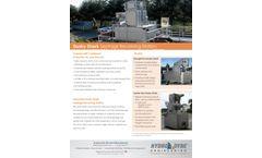 Hydro-Dyne - Dusky Shark Septage Receiving Equipment - Brochure