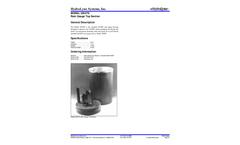 HydroLynx - Model 5054TS - Top Section Rain Gauge Brochure