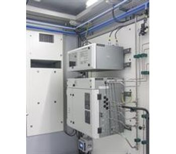 Online monitoring solutions for determination of impurities in gas phase VC - Monitoring and Testing
