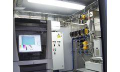 EZ-PowderScan - On-Line Non-Intrusive Powder Analyzer System
