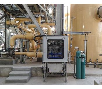 Online monitoring solutions for determination of oxygen in hydrogen outlet - Monitoring and Testing