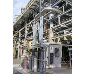 Online monitoring solutions for determination of oxygen in vent gases - Monitoring and Testing