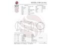 Niles - Model BH-30-063 - Large Volume Horizontal Bare Water Storage Tanks Brochure