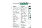 Compact Air Dryer- Brochure