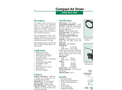 Compact Air Dryer- Brochure