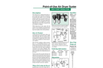 Point-of-Use Air Dryer System- Brochure