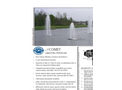 Comet - Aerating Fountain System - Salesheet