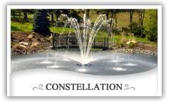 Constellation - Two-Tiered Fountain