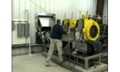 Prime Solution - Rotary Fan Press in Warm Springs - Video