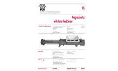 Series IVA - Progressive Cavity Pumps