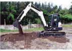 Bobcat - Model E64 - Compact Excavator