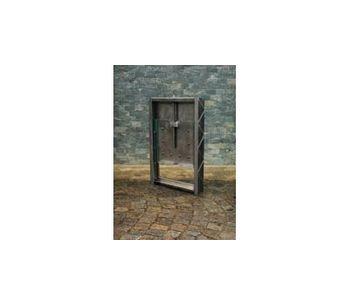 In-Eko  - Stainless Steel Sluice Gate