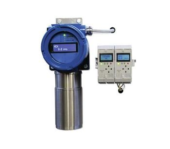 Compur - Model Statox 560 - Gas Detector Self Tests with Gas