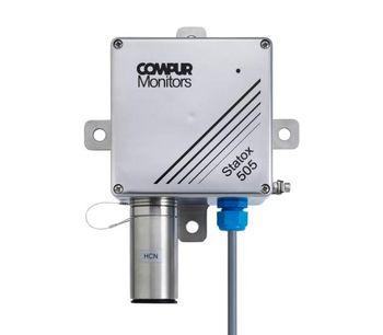 Statox - Model Statox 505: SIL 2 Compliant - Toxic Gas Detector
