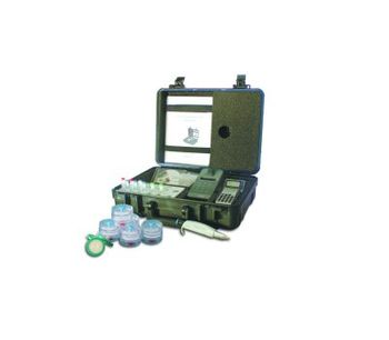 Mycometer Air - Airborne Fungal Biomass Testing System