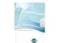 Glacier - Model NU-9483 - Ultra Low Temperature Laboratory Freezer Brochure