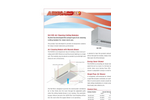 AireGard - Model NU-105 - Air Cleaning Ceiling Module Brochure