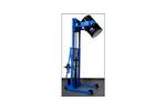 Model 520-115 - Vertical Lift Drum Pourers