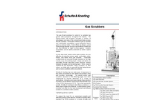 Packaged Scrubber Systems Brochure