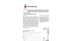 Ejector Venturi Gas Scrubber Brochure