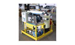 Lifestream - Model SW4 500-1800 GPD - Reverse Osmosis Seawater Desalination Systems