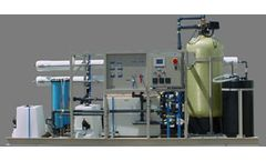 Lifestream - Model TRO-B 1800-20000 GPD - Tap/Well Water Reverse Osmosis Systems