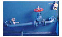 MART - Pump Pressure Control Valve & Gauge
