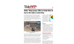 Model TMS - Potable Water Mixing Systems Brochure