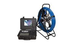 Model U-Vue - Color Push Camera Inspection System