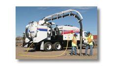 Vacmasters - Model 6000 - Air-Vacuum Excavation System