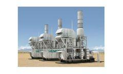 Model SGT-300 - Gas Turbine